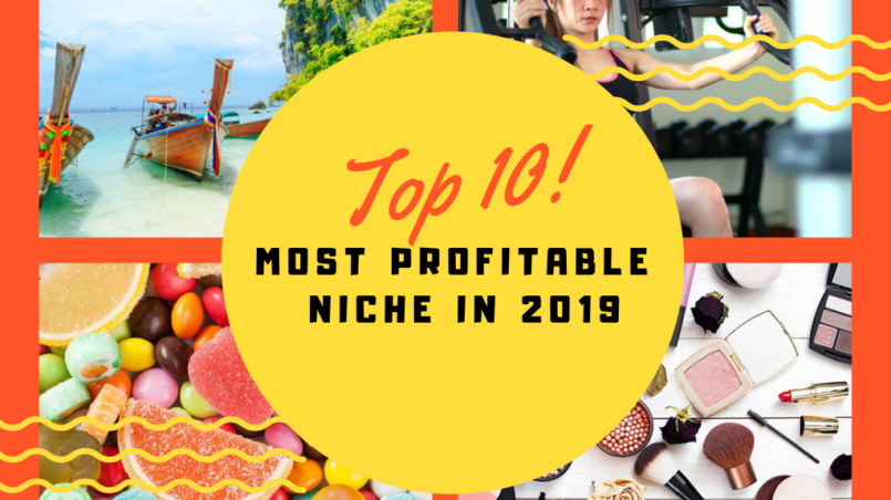 top 10 most profitable niche